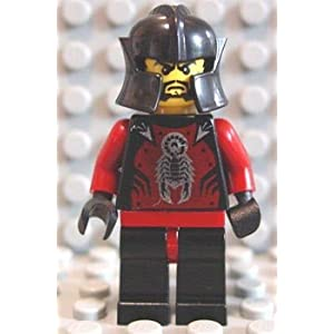 Lego castle shadow knight le chevalier des ombres from castle of morcia ebay - Lego chevaliers ...