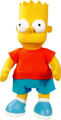 Peluche Bart Simpson - 26 cm
