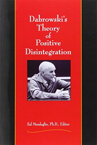 Dabrowski's Theory of Positive Disintegration
