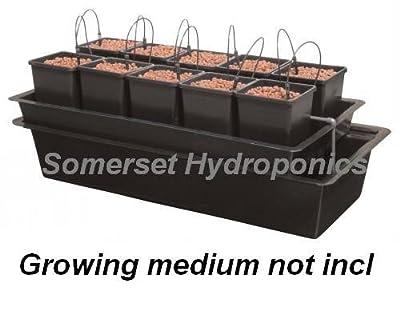 Atami Wilma 10 Pot Hydroponic Dripper System