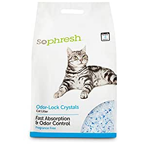 So Phresh Crystal Cat Litter