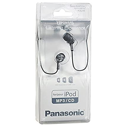 Panasonic RP-HJE270E Headphone