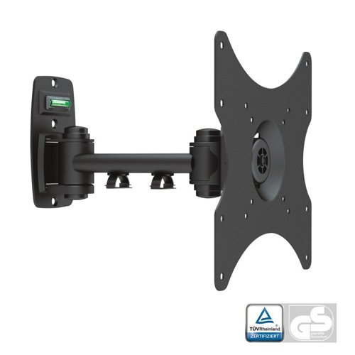 EZ Mounts – Full Motion Tilt Swivel Articulating TV Wall Mount Bracket With Removable Face Plate for EZ On-Off Installations Prefect for Trailers, RV's Campers, Fit's most 19″ 22″ 26″ 32″ 36″ 37″ 39″ 40″42″ inch Vesa Compliant 200mm LED LCD Plasma TV, fits any Vesa Pattern 200 x 200 mm / 200 x 100 mm / 100 x 100 mm / 75 x 75 mm 50 x 50 mm Universal fit for Samsung, Sony, Sharp, TLC, Panasonic, LG,