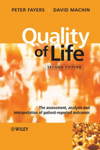 Quality of Life: The Assessment, Analysis and...