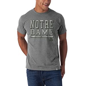 Notre Dame Fighting Irish Soft T Shirt by Elite Fan Shop