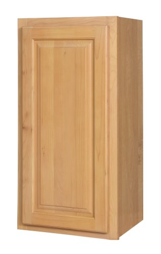 Kraftmaid kitchen cabinets all wood cabinetry w1530l vhs for All wood kitchen cabinets