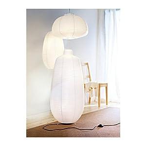 Floor Standing Lamp White