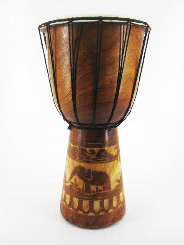 40cm-djembe-trommel-bongo-afrika-art-elefant-braun-super-klang-1