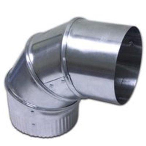 Ell Vnt Duct 4 In Al Lambro Lambro Industries Dryer Vent Accessories 2310 front-397662