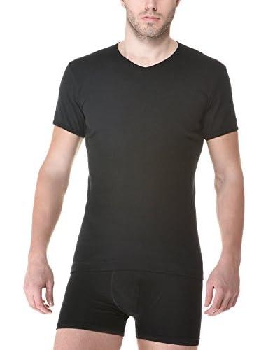 Fragi 4tlg. Set T-Shirts weiß/schwarz/grau