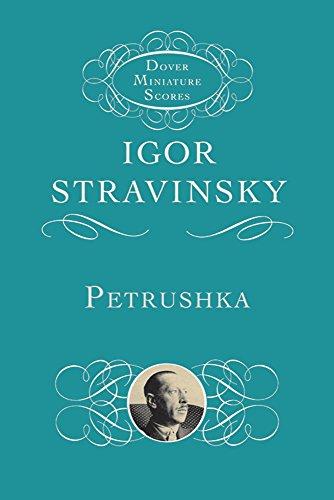 Petrushka (Dover Miniature Scores)