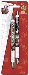 InkWorks The Big Bang Theory Gel Pens
