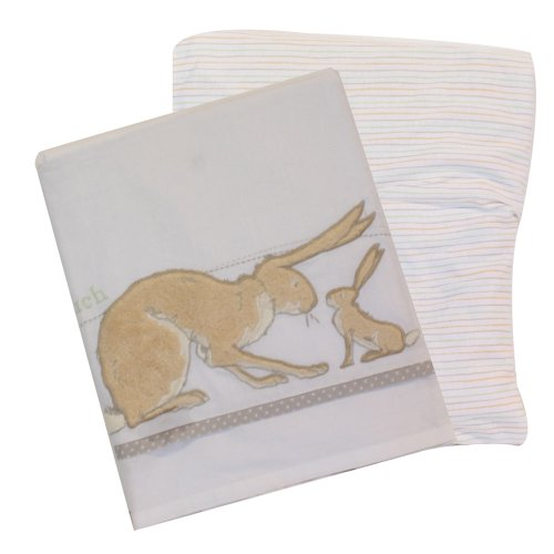 Guess How Much I Love You Cot Bed Sheets Set