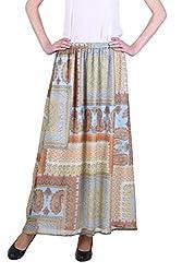 Bonhomie Women Skirts [BCQSB6_Multi_Extra Small]