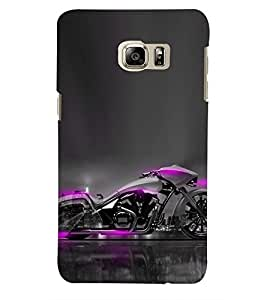 PRINTSWAG BIKE Designer Back Cover Case for SAMSUNG GALAXY NOTE 5 DUAL