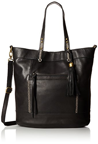 Lucky Brand Karma Travel Tote,Black,One Size