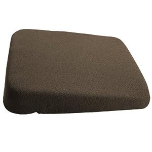 sacro ease ergo wedge seat support cushion automotive seat cushions. Black Bedroom Furniture Sets. Home Design Ideas