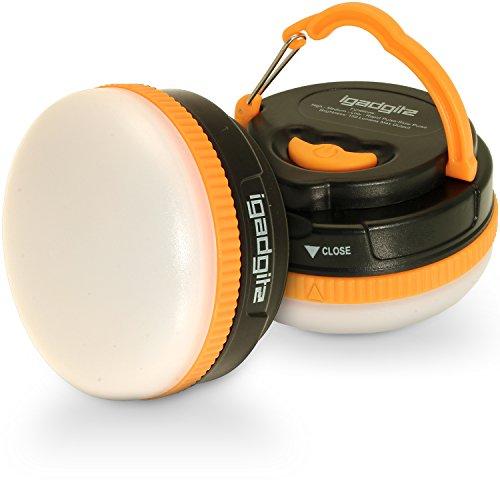 Chollo: Linterna para camping igadgitz Xtra Lumin 150 Portátil 150lm LED