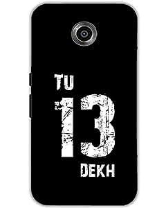 WEB9T9 Nexus 6 Back Cover Designer Hard Case Printed Cover