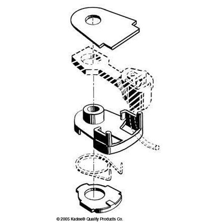HO Coupler Box/Lid, 30 Series (10pr)