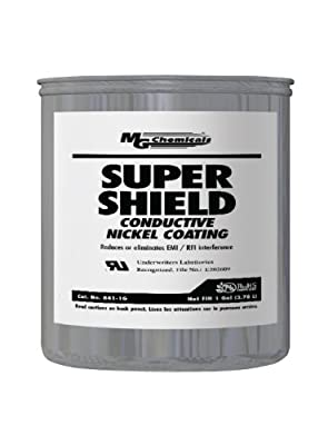 MG Chemicals 841 Super Shield Nickel Conductive Coating