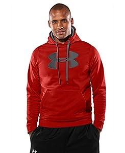 Under Armour Men's Armour® Fleece Big Logo Hoodie Medium Flawless