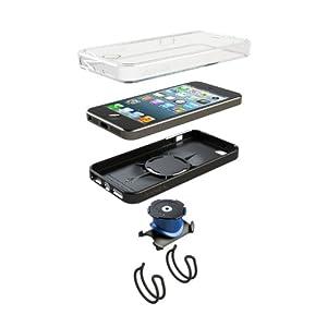 Annex Quad Lock Bike Mount Kit for iPhone 5 5S - Black by Annex
