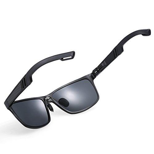 a26b8d5c10 Attcl Men s Hot Fashion Driving Polarized Sunglasses