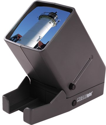 Medalight 35mm Film Slide and Negative Viewer