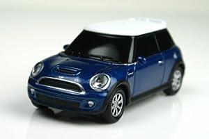 2nd Gen. Mini Cooper USB Flash Drive 4GB - BLUE