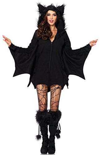 Round (Cozy Bat Dress Adult Womens Costumes)