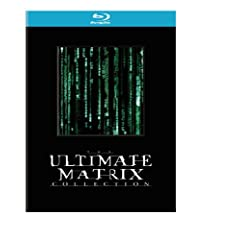 The Ultimate Matrix Collection [Blu-ray] (2008)