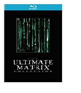 The Ultimate Matrix Collection [Blu-ray]