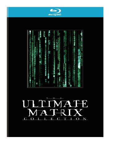 Cover art for  The Ultimate Matrix Collection [Blu-ray]