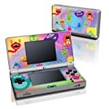 Monster Party Design Decorative Protector Skin Decal Sticker for Nintendo DS Lite
