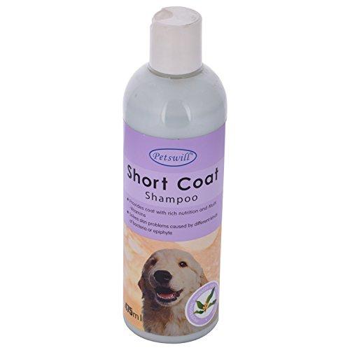 Petswill Short Coat Shampoo 475 Ml