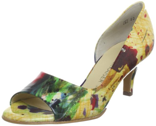 Peter Kaiser JAMALA Sandals Women multi-coloured Mehrfarbig (MULTI POPPI 248) Size: 35.5
