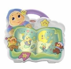 Playskool Gloworm Dreambook Slumbertime Soother Crib Toy - 1