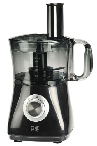 Pro Food Processor, 15.25Hx7Wx7D, Black Stainless front-510439