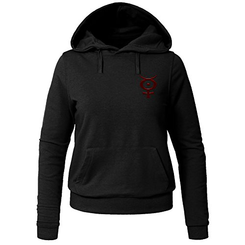 Funny Marilyn Manson For Ladies Womens Hoodies Sweatshirts Pullover Outlet