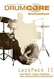 Sonoma Wire Works DCDPLCII Luis Pack II DrummerPack