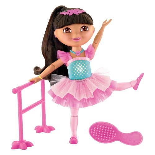 Fisher-Price Dora Dance And Sparkle Ballerina