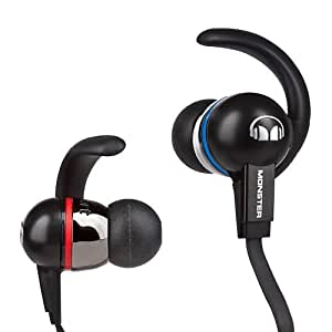 Monster iSport Immersion In-Ear Headphones with ControlTalk - Black