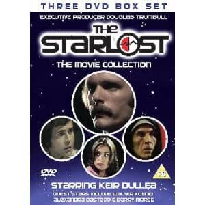 Starlost-the Movie Collection [DVD]