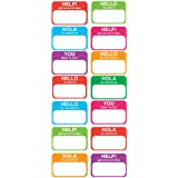 Sticko Decorative Stickers, Name Tag Labels