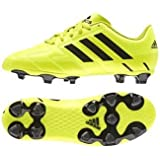 ADIDAS NEORIDE III FG FOOTBALL SHOES - SYYELLOW/CBLACK/ SESOYE