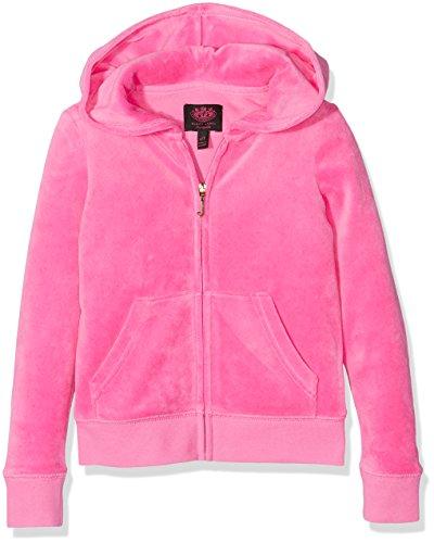 juicy-couture-logo-vlr-glam-laurels-rb-jckt-tuta-sportiva-bambina-pink-fragrant-rose-14-anni-taglia-