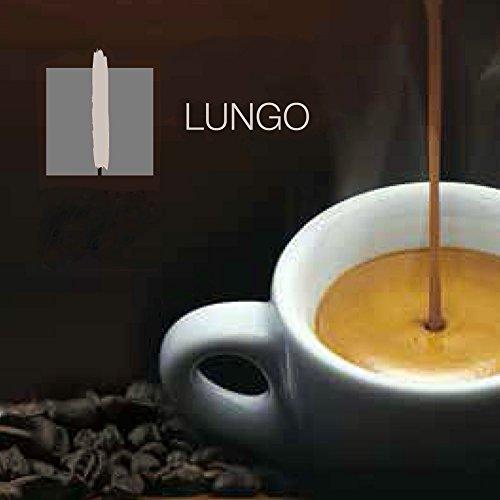 Buy 120 Caffè Ottavo Nespresso® Compatible LUNGO Coffee Pods/capsules - Dark and long - Intensity 9 by Caffè Ottavo