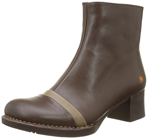 ArtBristol Panel Zip - Stivaletti donna , Marrone (Brown (Star Brown)), 39.5
