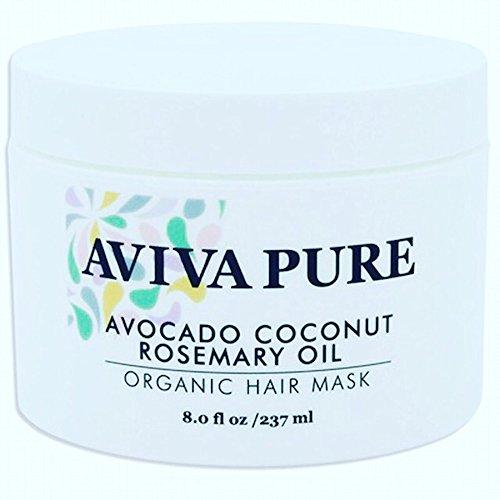 aviva-pure-avocado-hair-mask-coconut-oil-hair-mask-hair-mask-for-hair-growth-hair-mask-for-damaged-h